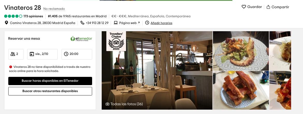 el mejor restaurante de moratalaz